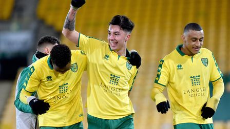 Anthony Spyrou was Norwich City Under-18s' hero as his double helped the youngsters to a 4-3 win ove