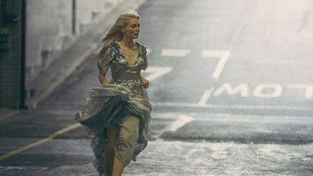 Matilda (Lydia Wilson) runs after her mother in the first episode of Requiem (C) New Pictures
