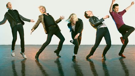 Franz Ferdinand release their new album Always Ascending and visit the region for a gig. Photo: Davi