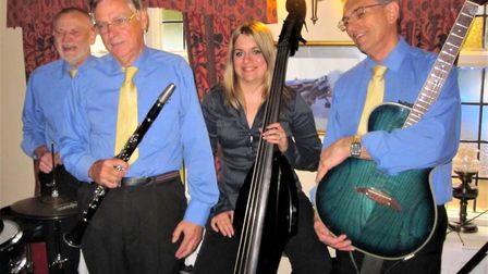 Norfolk Jazz who will launch new Sunday lunchtime jazz sessions at St George's Theatre, Great Yarmou