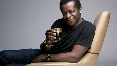 Comedian Stephen K Amos is bringing his latest thought-provoking show Bread and Circuses. Photo: Jam