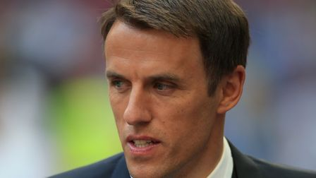 Former footballer Phil Neville, who has been appointed England Women head coach until the end of the