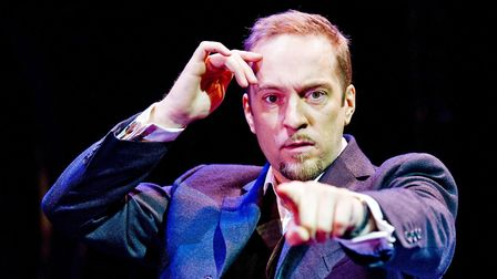 Derren Brown has announced his next special will be a Netflix exclusive