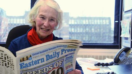 The EDP's guest editor, Heather Edwards. Picture: DENISE BRADLEY