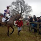 Point-to-point racing returns to Higham this weekend. Picture: Lucy Taylor