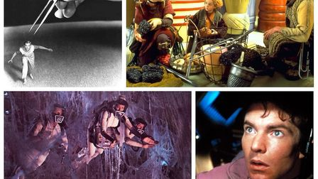 The Incredible Shrinking Man, The Borrowers, Fantastic Voyage and Innerspace. Photos: Universal/Work