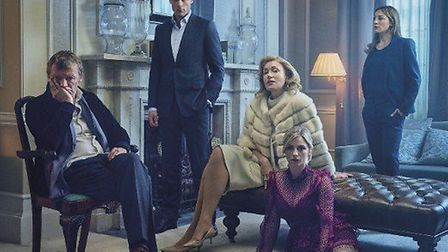 Misha Glenny the author of McMafia is coming to Norwich. Book published by Random House. Photo suppl