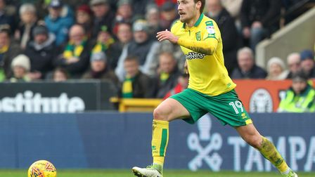 Tom Trybull is set to miss most - if not all - of the remaining season through injury, Norwich City