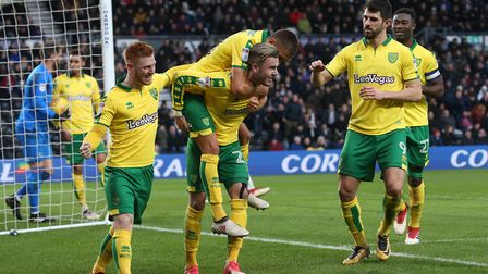 James Maddison slots home Norwich City's equaliser from the penalty spot to earn an excellent point