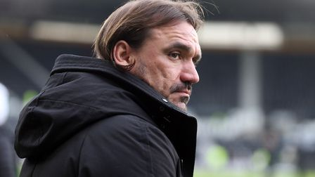 Daniel Farke is preparing for his first Carrow Road East Anglian derby. Picture: Paul Chesterton/Foc