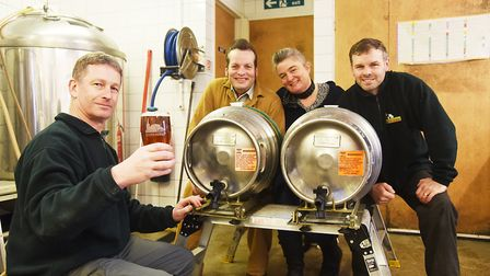 Beeston Brewery are brewing a special beer, Drink to Remember which will launch at the CAMRA Great B