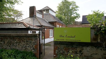 The Sue Lambert Trust has received £75,000 from the Lloyds Bank Foundation. Picture: Courtesy The Su