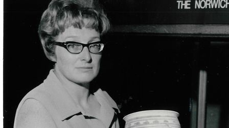 Barbara Green worked at Norwich Castle for 38 years and was keeper of archaeology from 1963 until 19