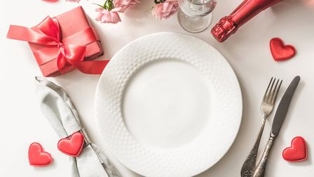 Take your lover, partner or friends to a special belated fundraising Valentine's dinner at The Fur a