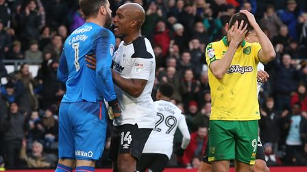 Nelson Oliveira is struggling - it's plain to see. Picture: Paul Chesterton/Focus Images