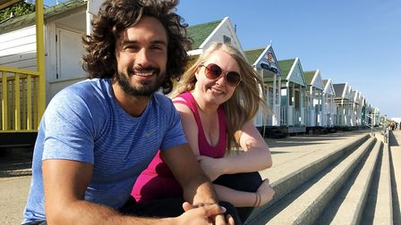 Joe Wicks helps Natalie Harvey to get healthy in time for her brother's wedding (C) Channel 4