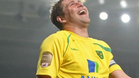 Grant Holt enjoys City's 5-1 win at Portman Road in April 2011, does that match top your derby memor