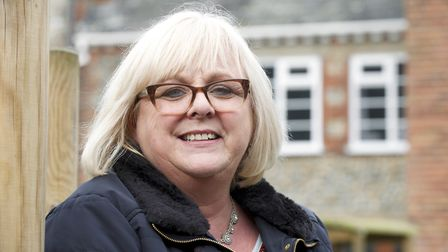 Sidestrand Hall School's residential provision has been rated good. Headteacher Sarah Young. Picture