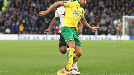 Moritz Leitner is in line for his derby debut against Ipswich Town on Sunday. Picture: Paul Chestert