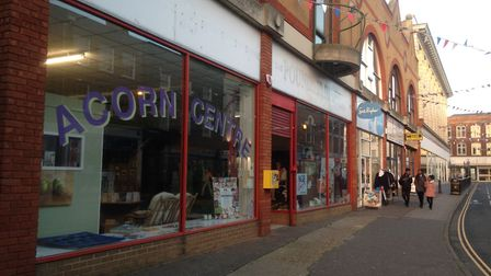 The Acorn Centre in Great Yarmouth. Photo: George Ryan