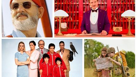 The films of Wes Anderson are being shown as part of a special season at Norwich Cinema City