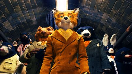 Wes Anderson turned to stop-motion for his re-telling of Roald Dahl's Fantastic Mr Fox. Photo: 20th