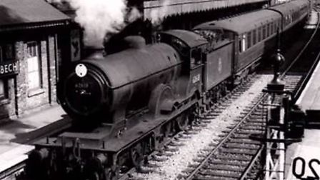 The Bramley Line: Extract from YouTube video as part of a Rediscovering Lost Railways collection, pi