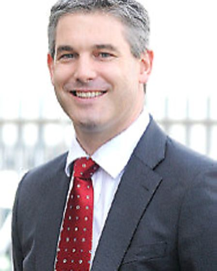 Stephen Barclay, Conservative candidate for NE Cambs