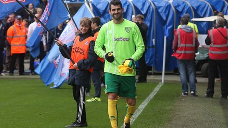 Nelson Oliveira had a warm reception at Portman Road - can he prove his point still stands tomorrow?