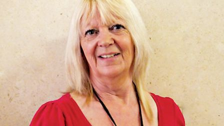 Sally Button, Labour candidate for Bowthorpe in Norwich City Council elections 2016. Pic: Submiited