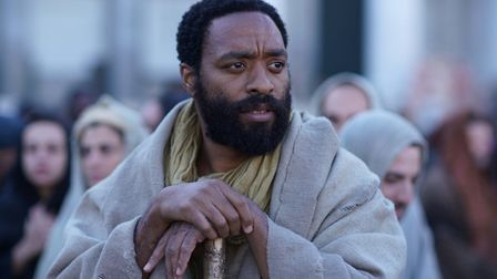 Chiwetel Ejiofor as Peter in Mary Magdalene. Photo: Universal Pictures