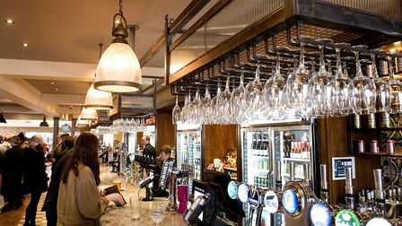 The new JD Wetherspoon pub The William Adams on Gorleston High Street. Picture: Nick Butcher
