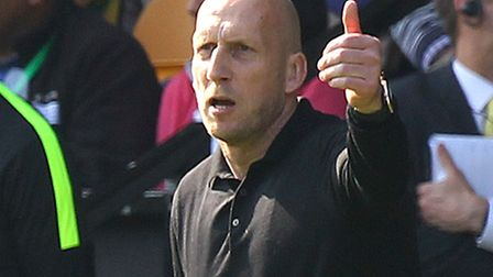 Reading manager Jaap Stam has the backing of his board, if not the fans. Picture: Paul Chesterton/Fo