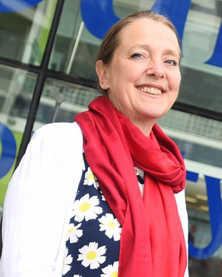 Labour group leader Sarah Adams. Picture: Gregg Brown.