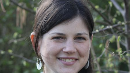 Sandra Bogelein, Green Party city councillor for Wensum ward. Pic: Archant Library.
