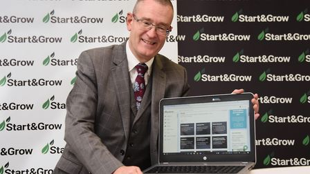 Kevin Horne, chief executive of enterprise agency Nwes, is to leave the group after 21 years. Pictur
