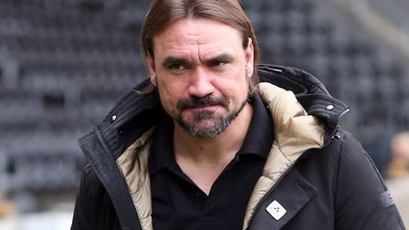 Daniel Farke spoke at length about the fine margins in Championship football. Picture: Paul Chestert