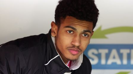 A January arrival on loan from Tottenham, Marcus Edwards finally made his first appearance in a Norw
