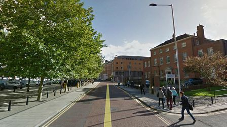 Plans have been lodged for a 'landmark' lesiure development in Surrey Street, featuring a spa, bouti