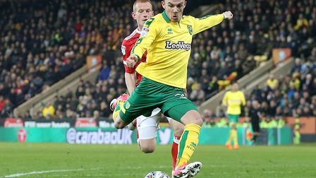 James Maddison has another award for his growing collection. Picture: Paul Chesterton/Focus Images L
