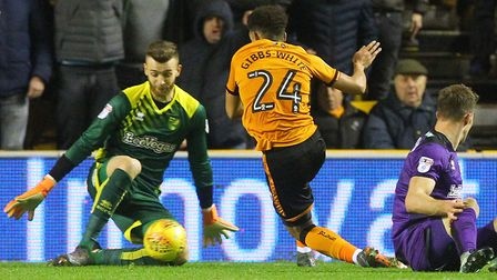 Angus Gunn has been a solid last line of defence. Picture: Paul Chesterton/Focus Images Ltd