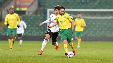 Jarvis was playing his first game in almost a year as City's U23s faced Fulham.