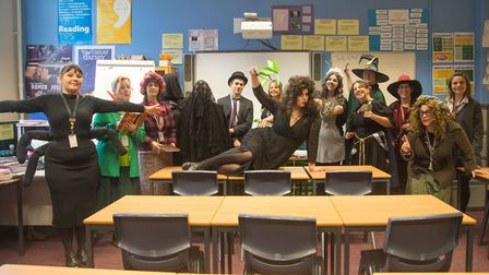 A magical day was had by all at Notre Dame High School's World Book Day. The theme this year was fan