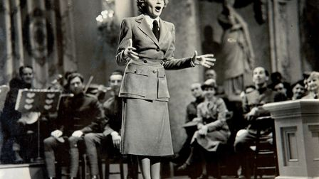 Judy Garland in the MGM musical For Me and My Gal.Photo: submittedCopy: Derek James/David BaleFor: E