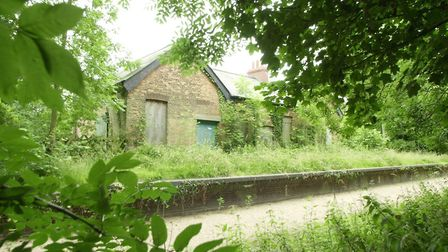 The former Whitwell and Reepham railway station. Picture: ARCHANT