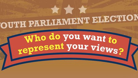 Voting has opened in the Norfolk Youth Parliament elections. Picture: Norfolk County Council