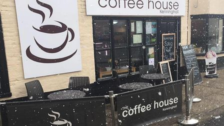 The Coffee House Kenninghall is relaunching as Kenninghall Bistro. Photo: Kenninghall Bistro