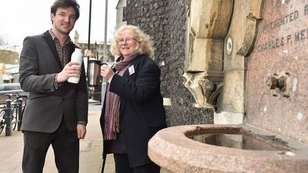 The Green Party proposed a motion to bring back water fountains across the city. Norwich city counci