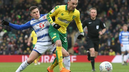 James Maddison was quick to feed City's wide players during Saturday's win over Reading. Picture: Pa