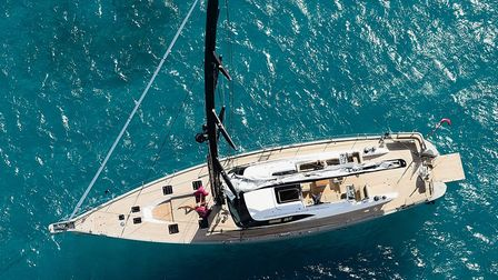 Oyster Yachts has been saved by entrepreneur Richard Hadida. Picture: Mike Jones / Waterline Media